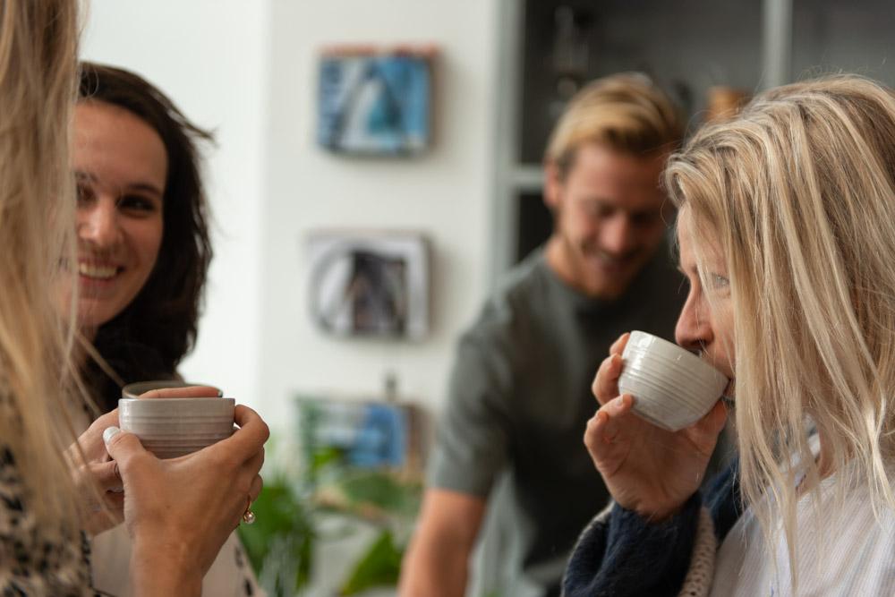 Koffie Proeven. Koffie proeverij. Koffie tasting. Leer koffie proeven.
